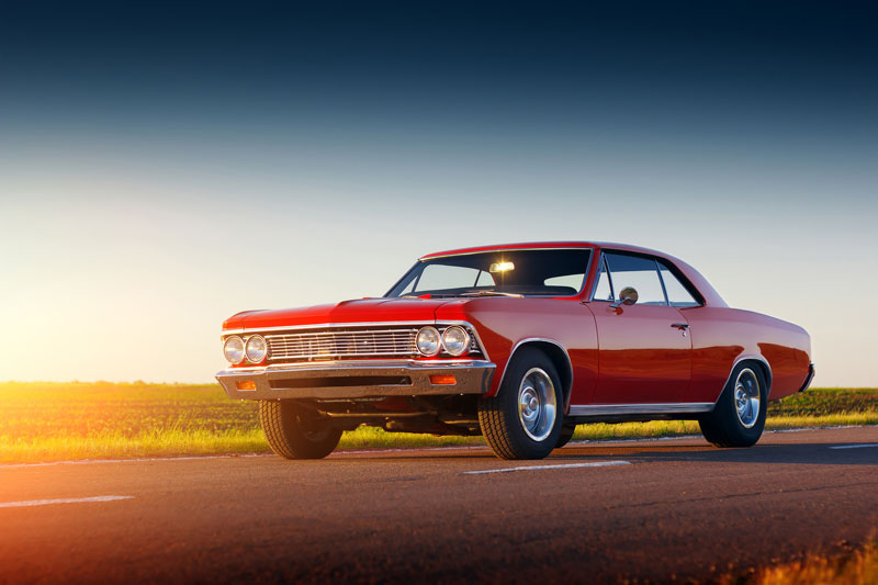 Keep Your Classic Car Well Protected with the Right Auto Insurance Coverage